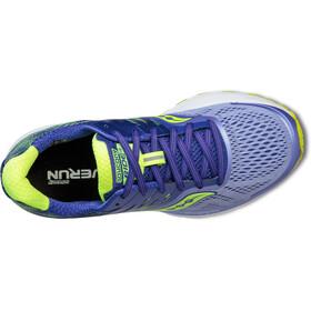 saucony Ride 10 - Zapatillas running Mujer - violeta/azul